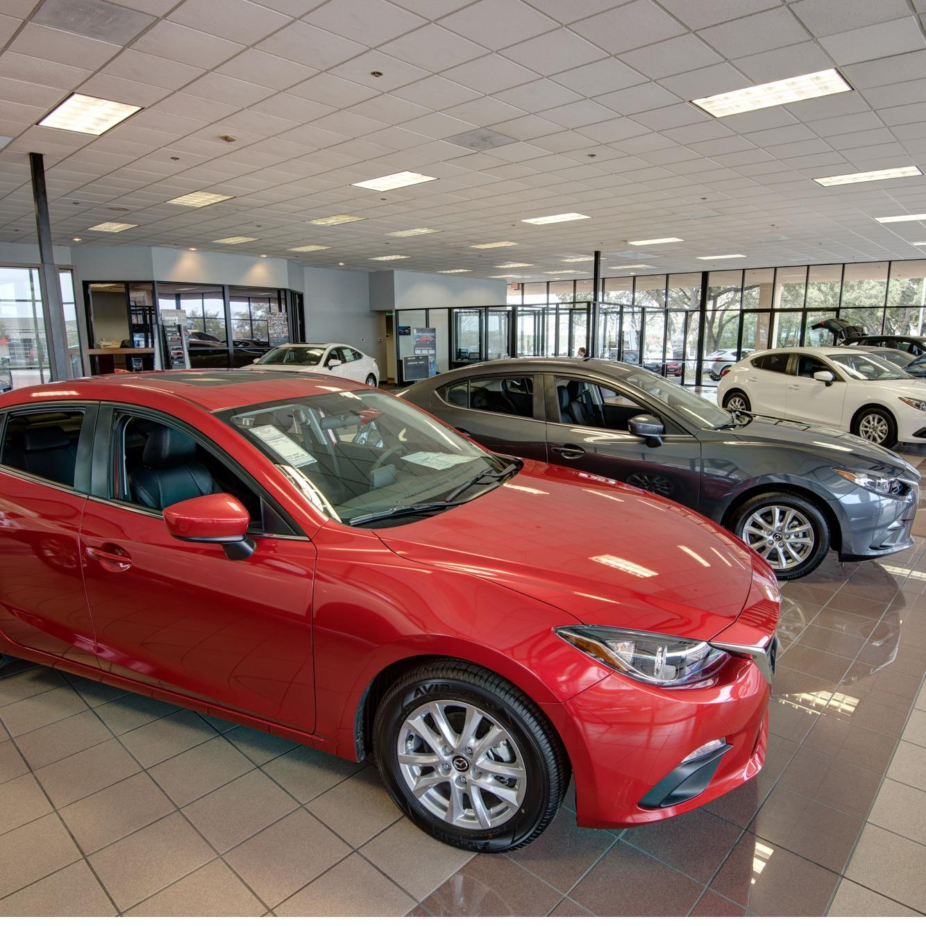 Car Dealer in TX Fort Worth 76132 AutoNation Mazda Fort Worth 5000 Bryant Irvine Road Suite 1 (817)406-2822