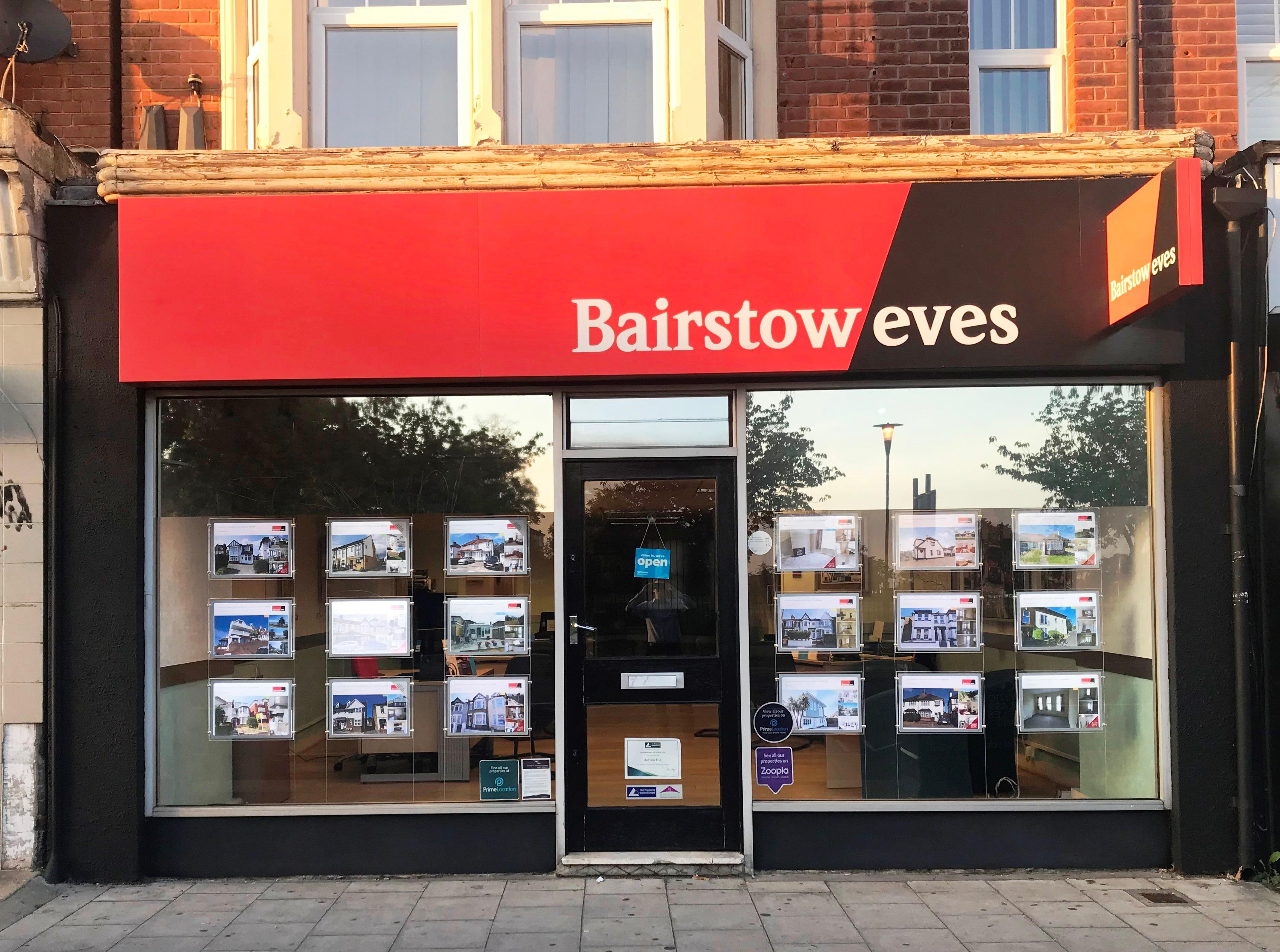 Bairstow Eves Estate Agents Westcliff-on-Sea - CLOSED