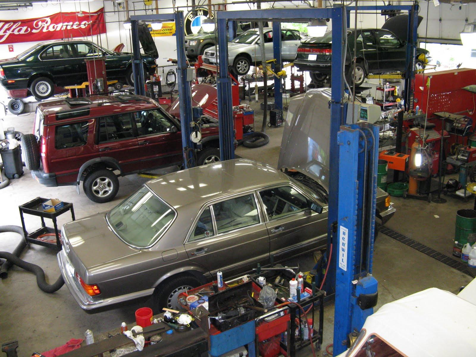 Autoworks Foreign & Domestic Service
