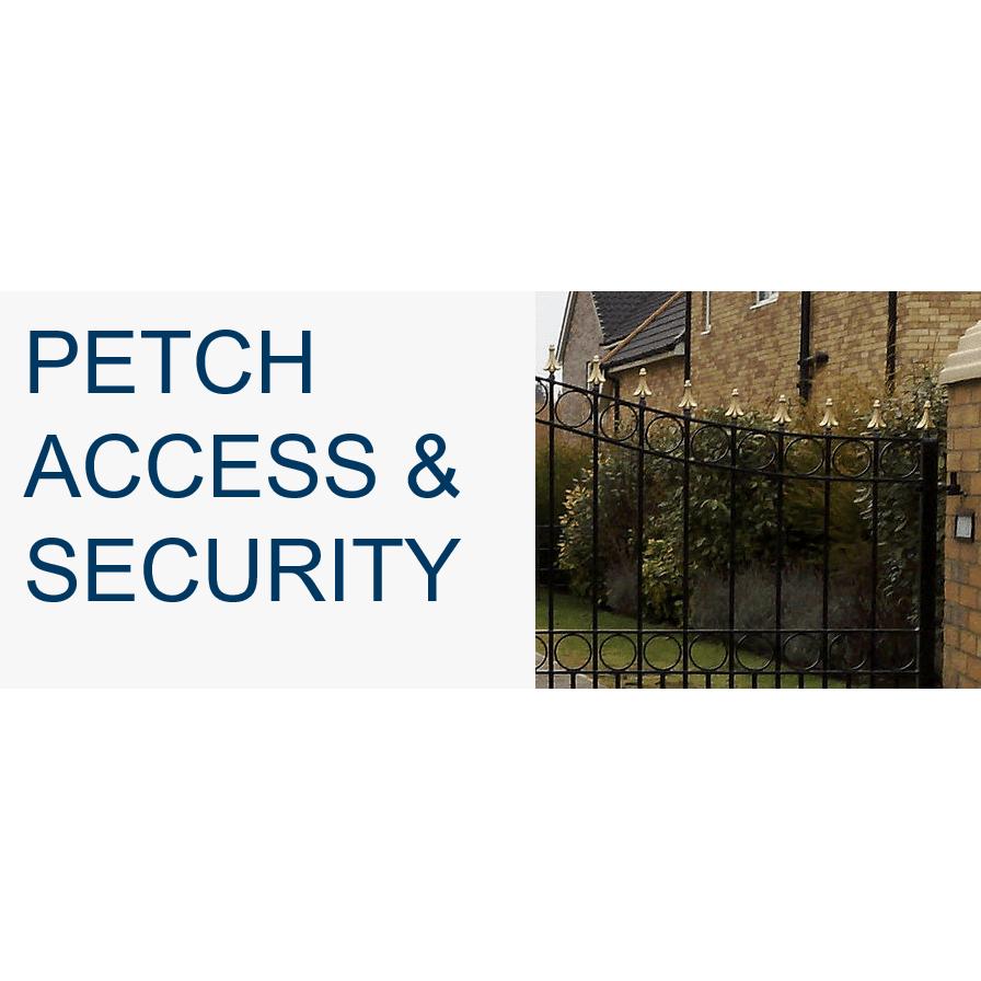Petch Access & Security - Darlington, Durham DL3 0SR - 07785 548757 | ShowMeLocal.com