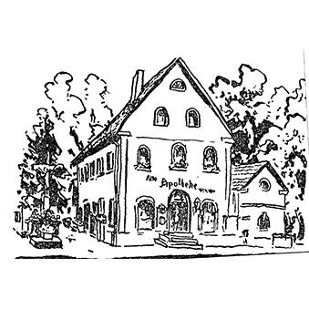 Bild zu Alte Apotheke von 1837 in Herxheim bei Landau in der Pfalz