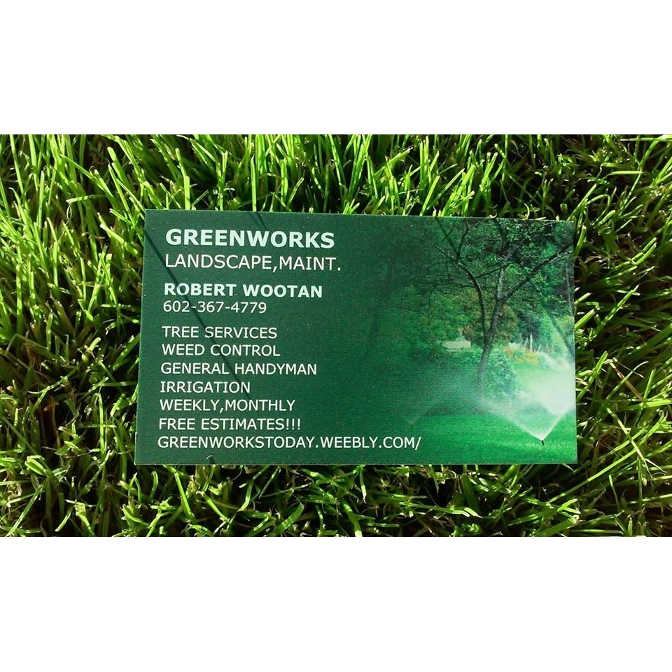 Greenworks Landscaping & Maintenance