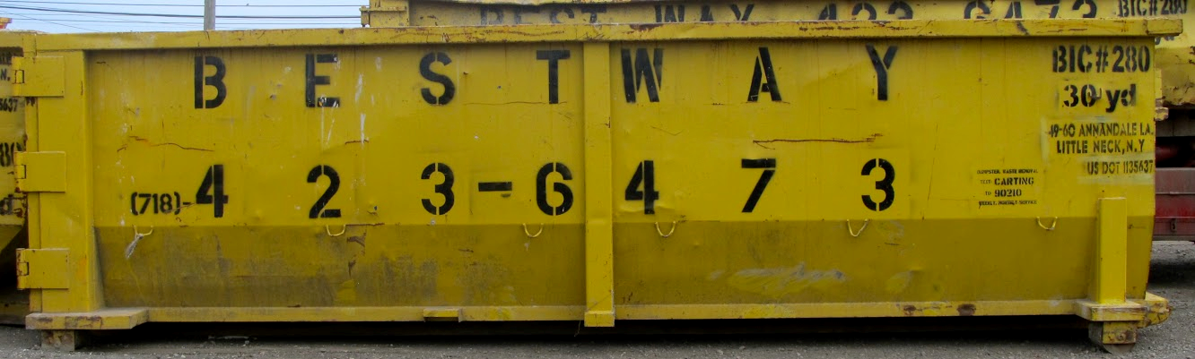 Container Sizes Available:  10 Yard Container – 11′ long / 8′ width / 4′ height 15 Yard Container – 22′ long / 8′ width / 3′ height 20 Yard Container – 22′ long / 8′ width / 4′ height 30 Yard Containe