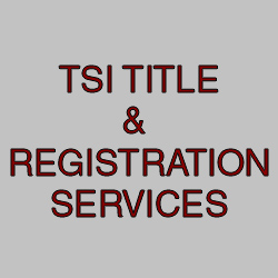 TSI Title & Registration Services
