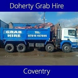 Doherty Grab Hire - Coventry, West Midlands CV6 2AE - 07815 157895 | ShowMeLocal.com