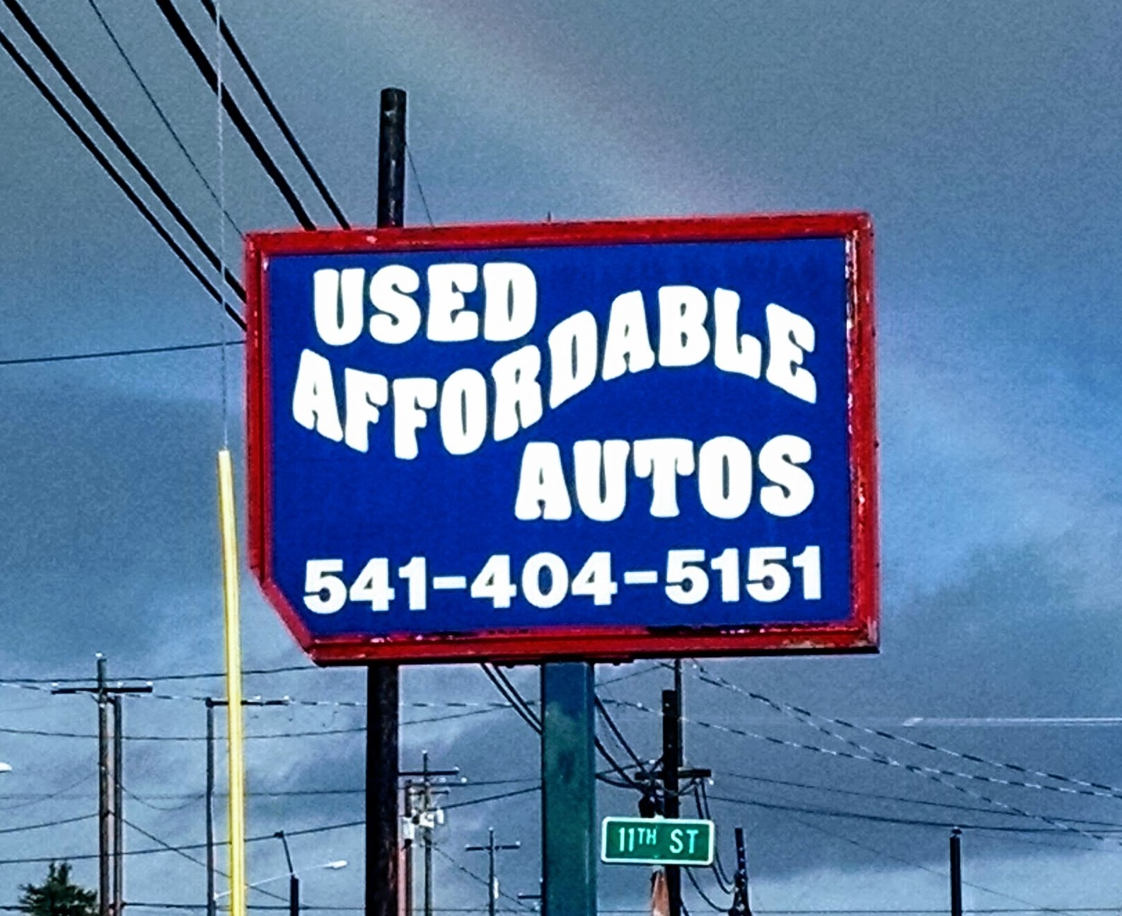Used Affordable Autos