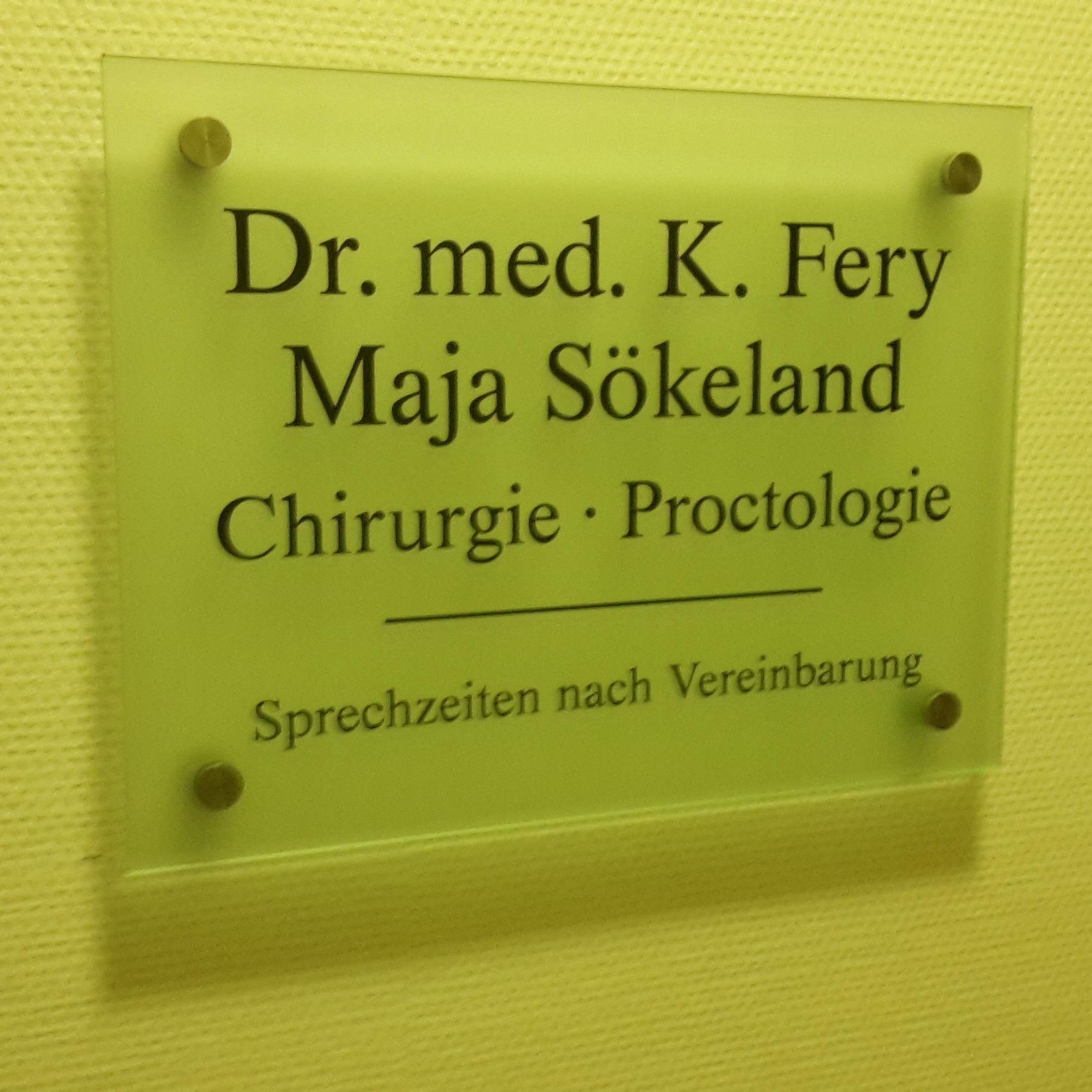 Bild zu Chirurgie & Proktologie Dr. Klaus Fery & Maja Sökeland Köln in Köln