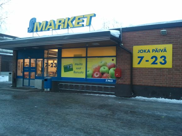 S-market Papinkatu