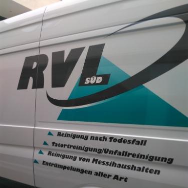 Bild zu RVL-Süd Tatortreinigung Inh. Stefan Marquardt in Jettingen in Württemberg