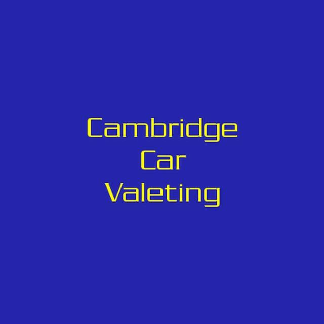 Cambridge Car Valeting - Manchester, Lancashire M41 6HH - 07719 454449 | ShowMeLocal.com
