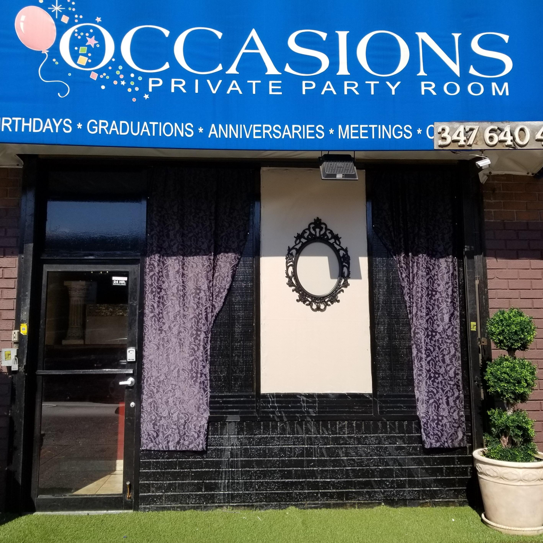 Occasions Hall