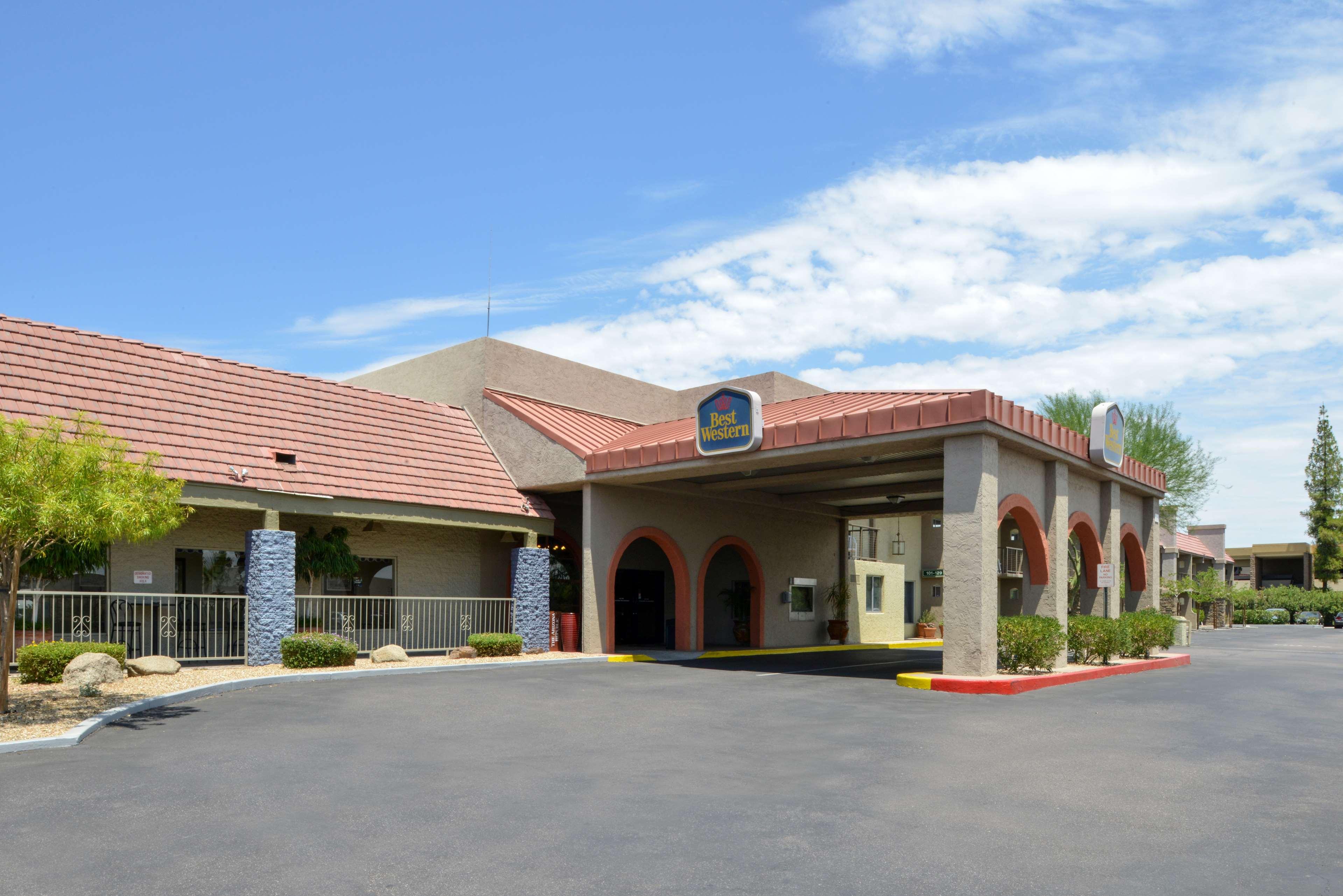 Best Western Airport Inn, Phoenix Arizona (AZ