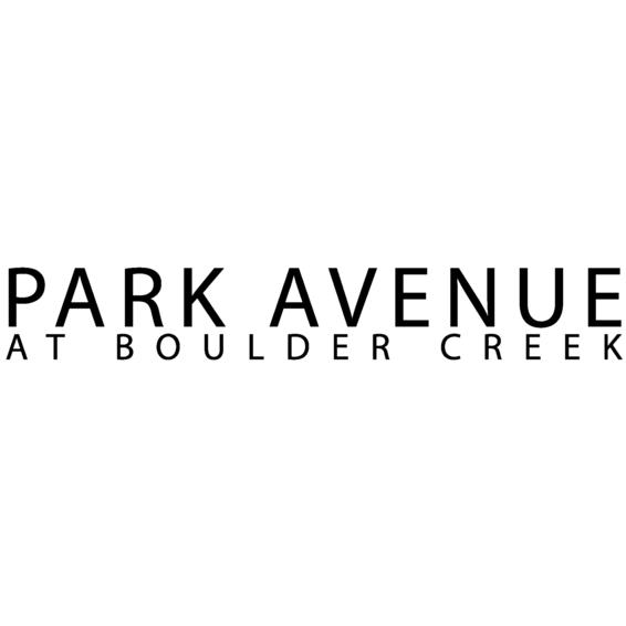 Park Avenue at Boulder Creek