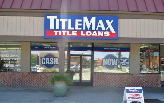 Car Title Loans No Credit Check California