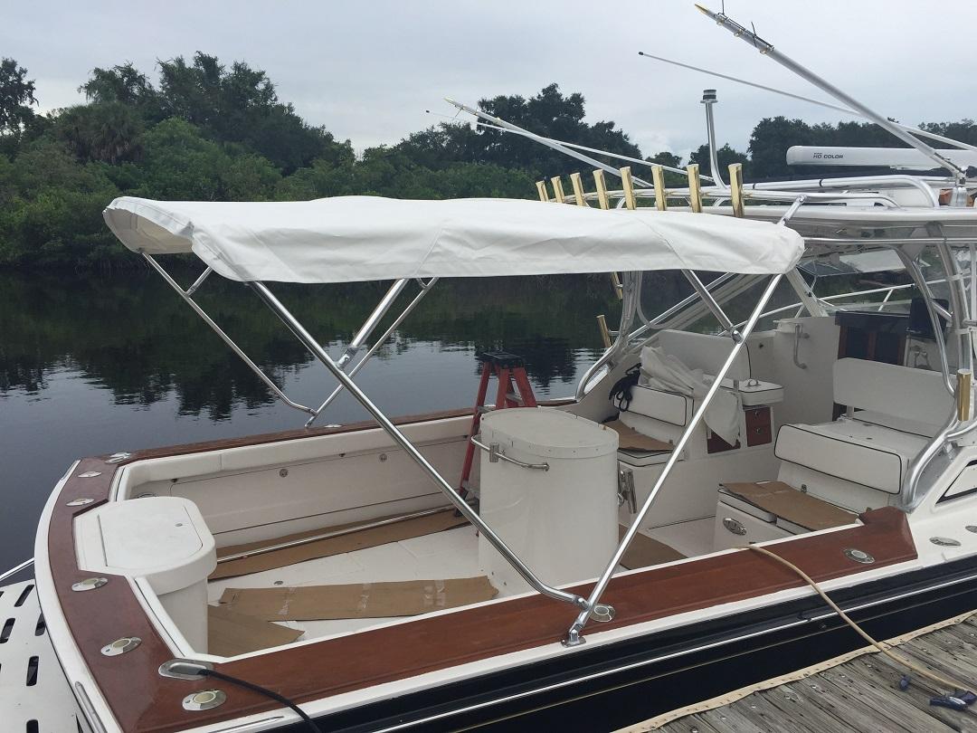 Quality T Tops Boats Accessories Inc Tarpon Springs Florida Fl