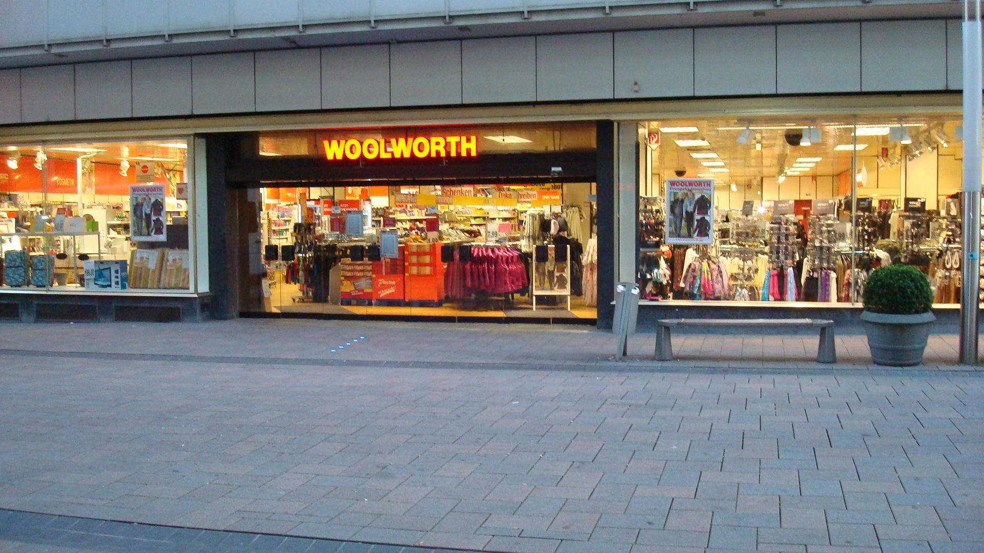Woolworth 1 Bewertung Aschaffenburg Innenstadt Frohsinnstrasse Golocal