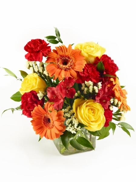 Brant Florist in Burlington: Fresh Flowers last the longest.