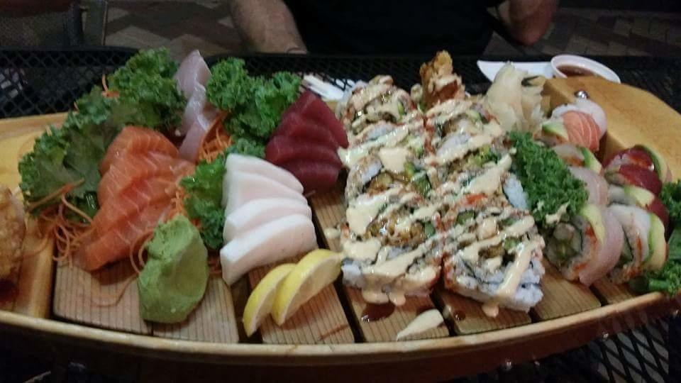 Thai Sushi Express Deerfield Beach Fl