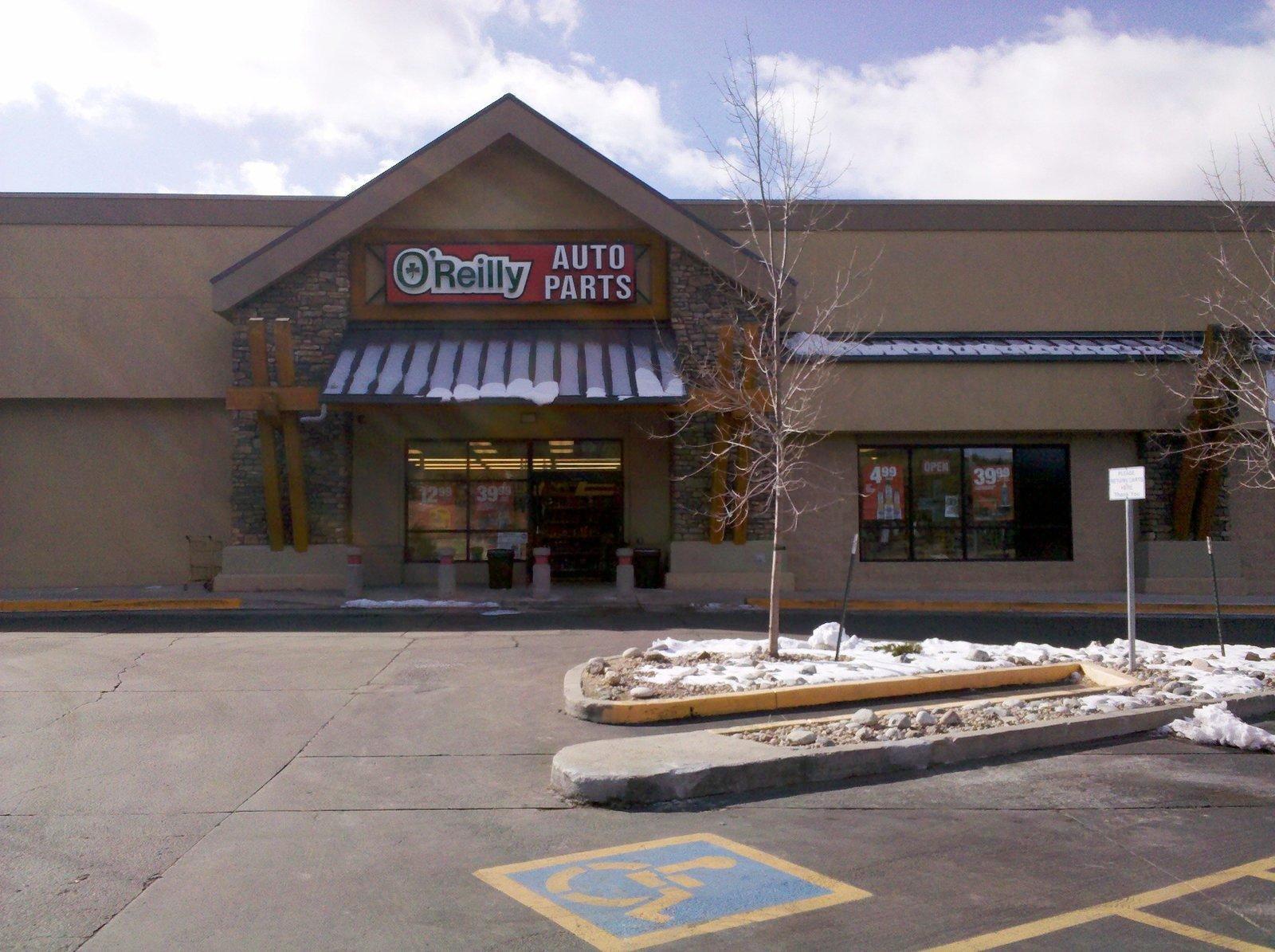 O'Reilly Auto Parts, Conifer Colorado (CO) - LocalDatabase.com