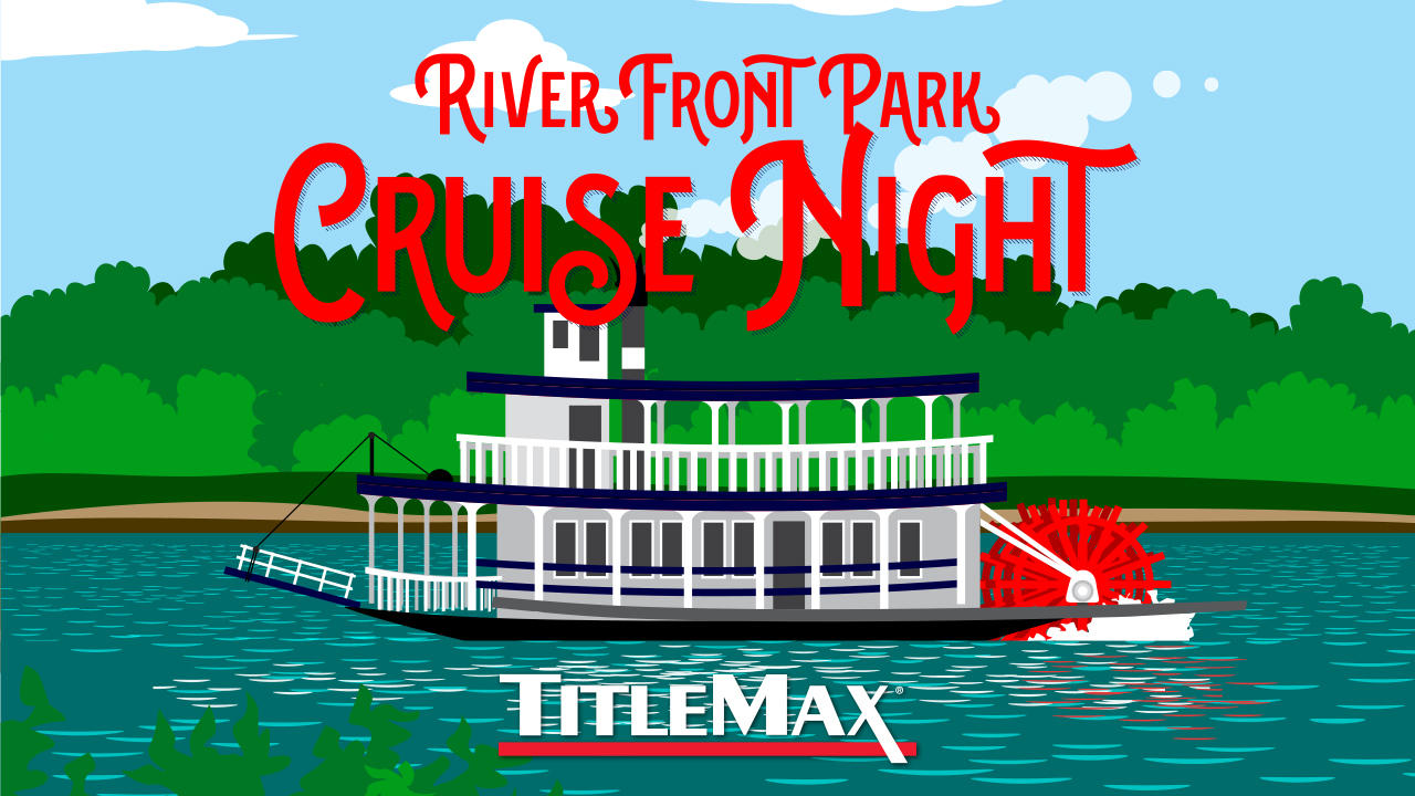 Cruise Nights on the River with TitleMax Plano, IL