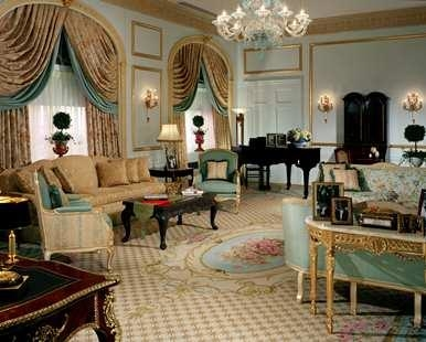 The Royal Suite is one of Manhattan's most majestic two-bedroom Park Avenue apartments.