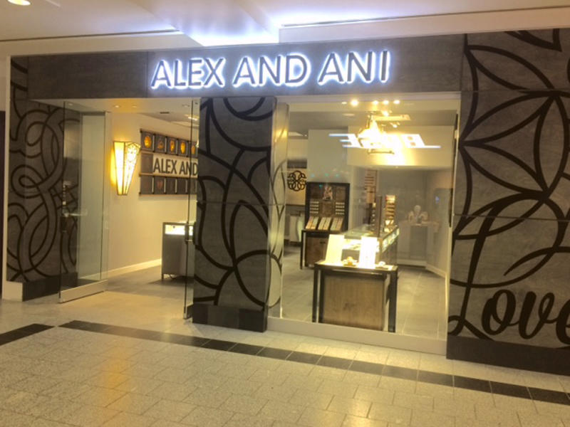 ALEX AND ANI - CLOSED