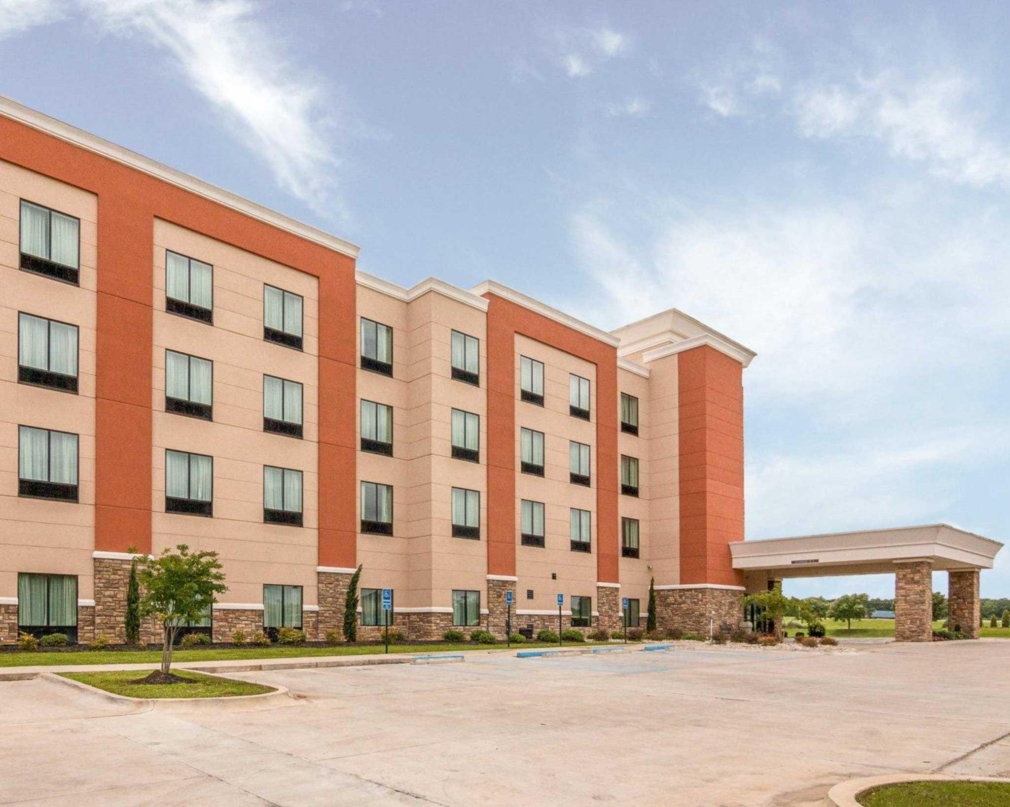 Comfort Suites Bossier City Shreveport East In Bossier