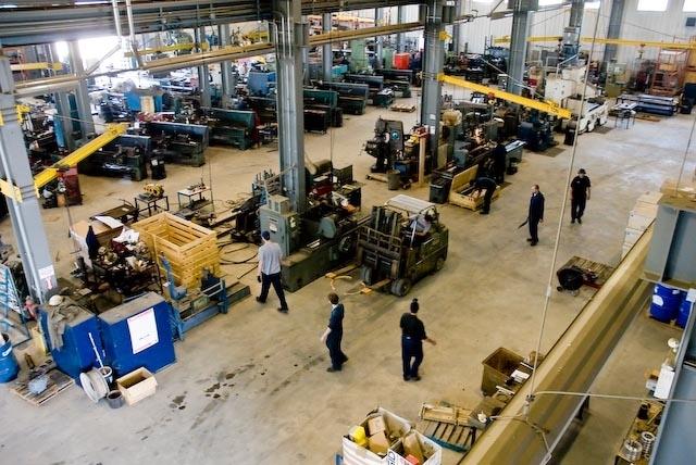 Dynamic Machine Corporation in Winnipeg