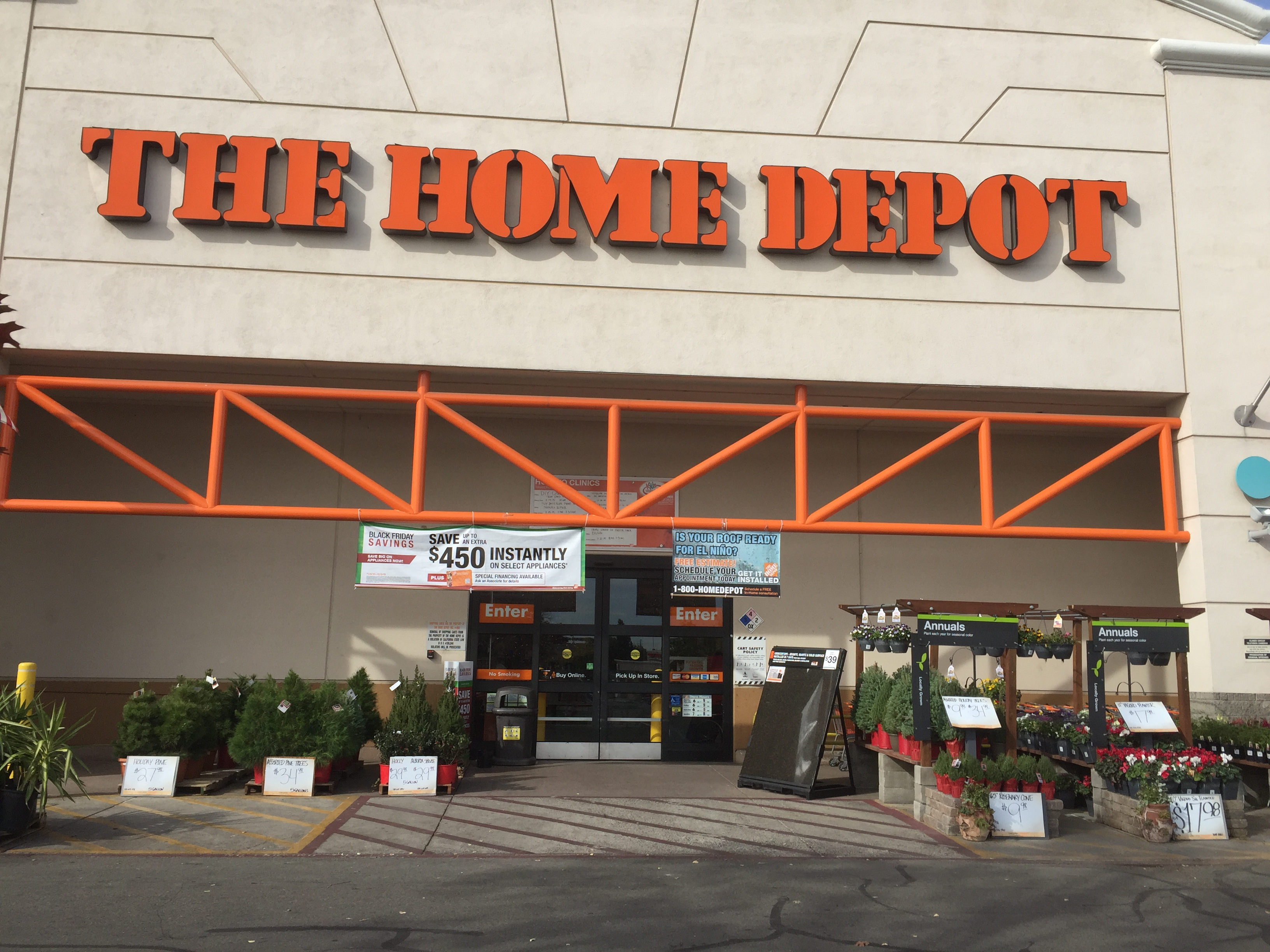 The Home Depot Roseville California Ca Localdatabase Com
