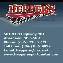 Hepper's Sport Center - Aberdeen, SD 57401 - (605)225-9279 | ShowMeLocal.com