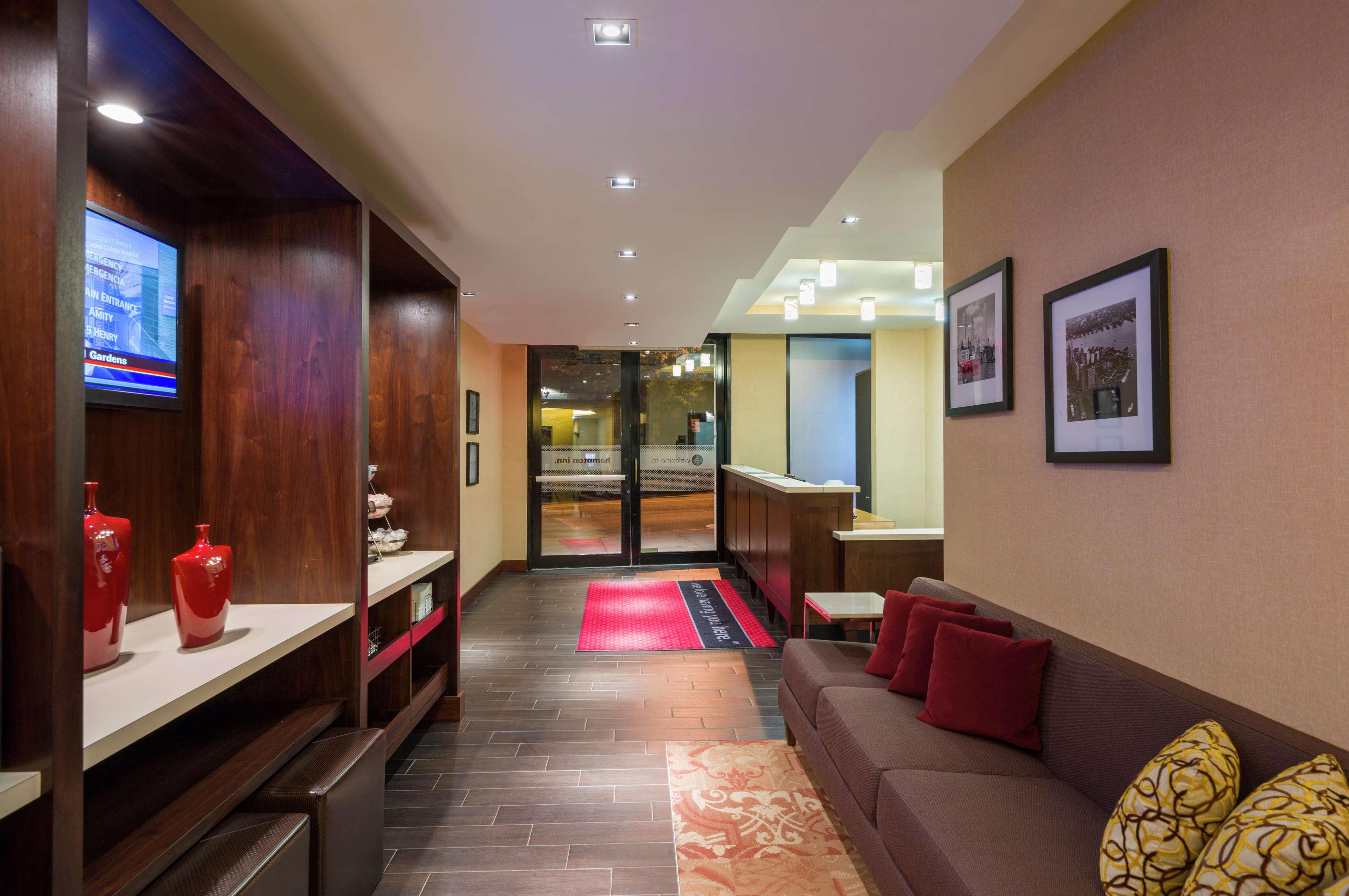 Hampton Inn Manhattan-Seaport-Financial District