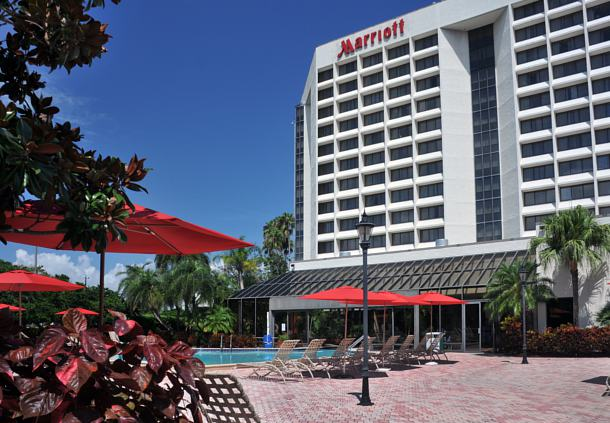 Hotels Near Tampa That Offer Free Shuttle