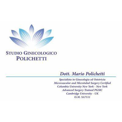 Dott. Mario Polichetti Specialista in Ginecologia