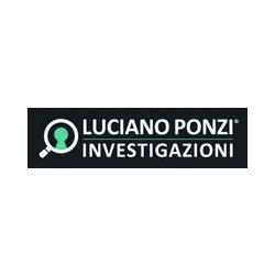 Luciano Ponzi  Investigazioni  dal 1958