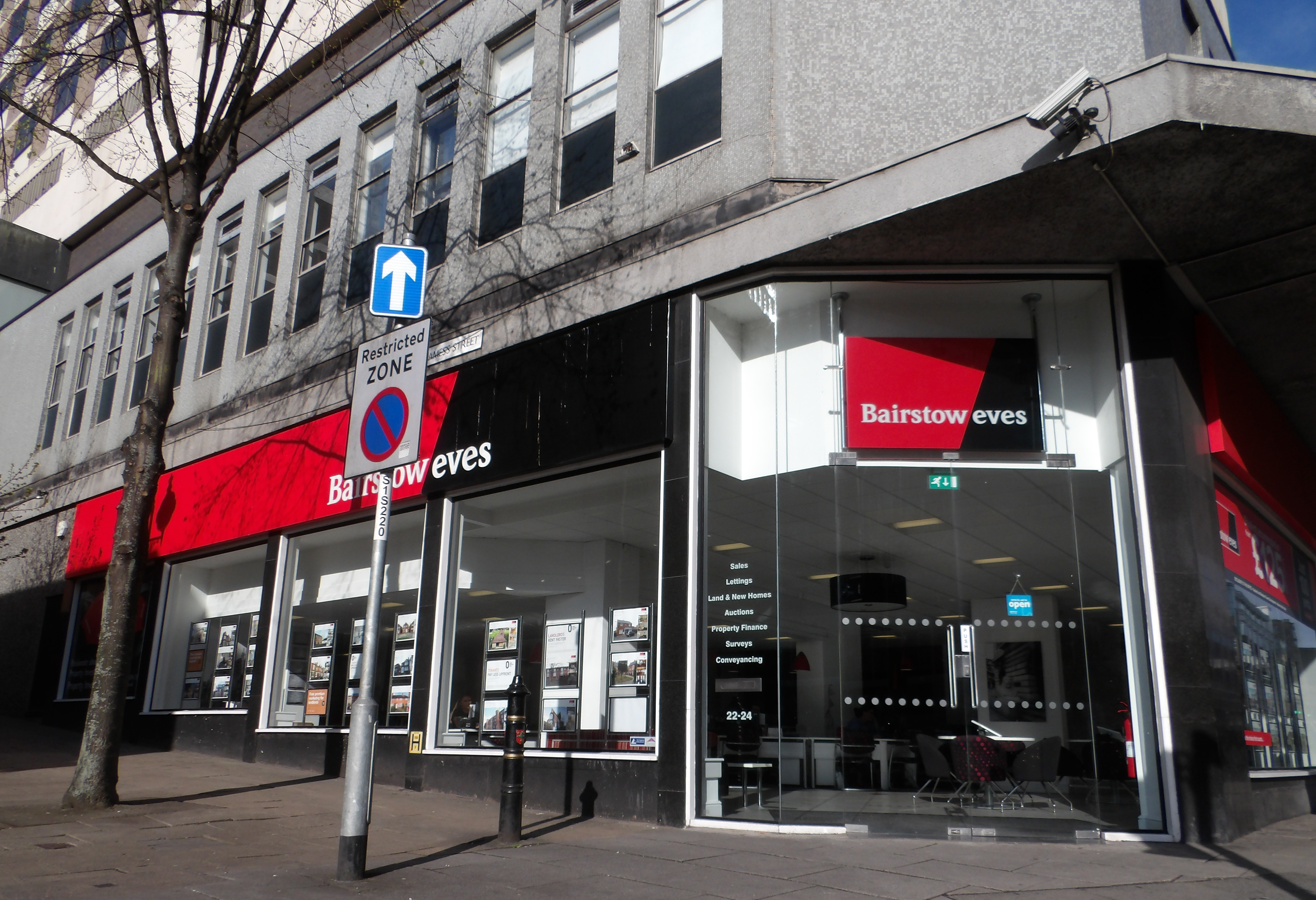 Bairstow Eves Estate Agents Nottingham