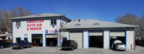 American Auto Air And Repair - Reno, NV - Our 795 E Moana Ln Location
