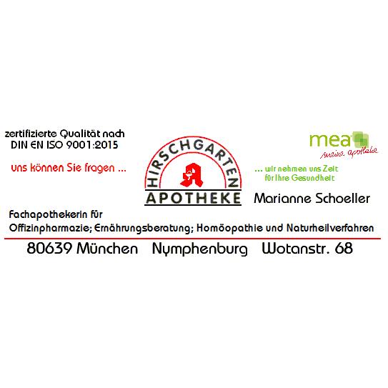 Bild zu Hirschgarten-Apotheke in München