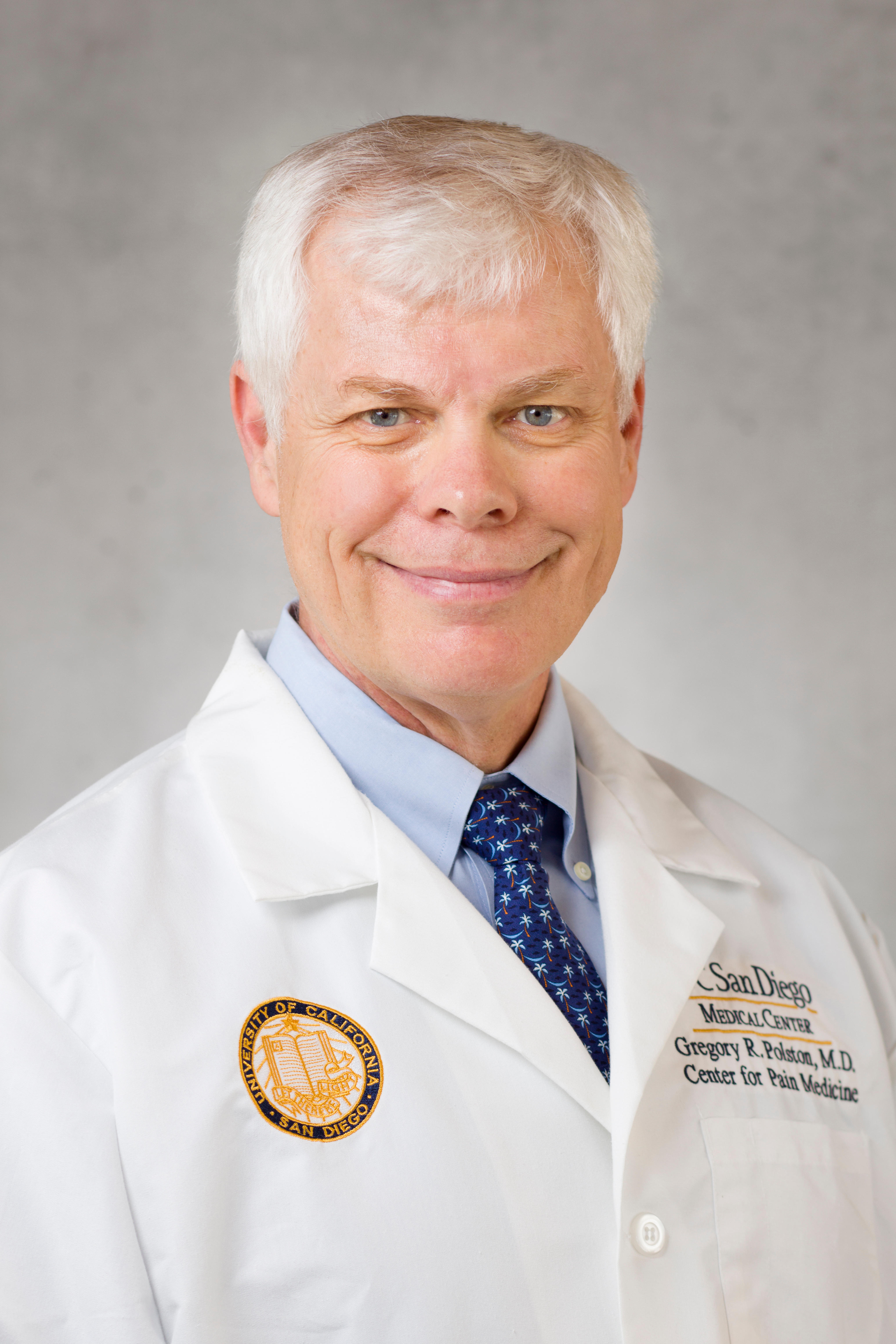 Gregory R. Polston, MD