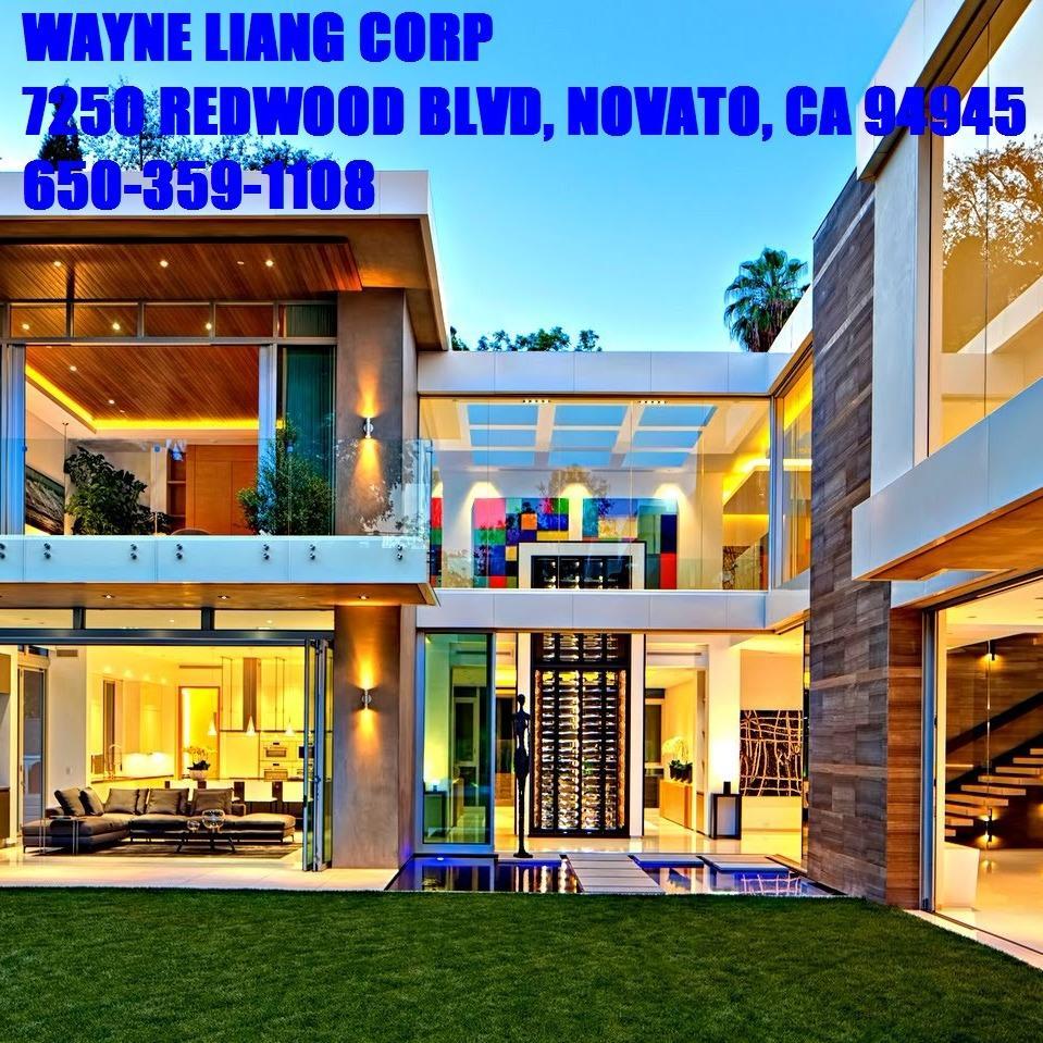 WAYNE LIANG INC - NOVATO, CA - Landscape Architects & Design