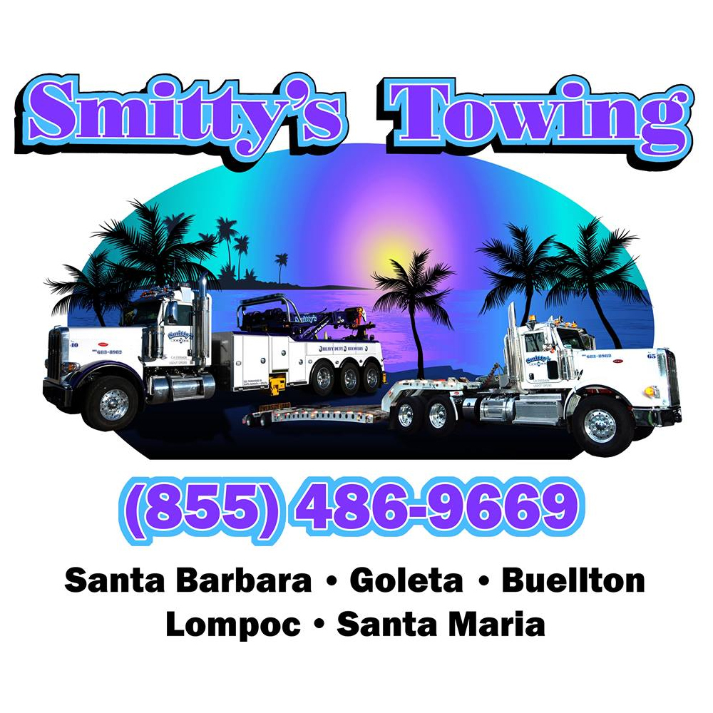 Smitty's Towing - Lompoc, CA - Auto Towing & Wrecking