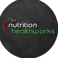 Nutrition HealthWorks Logo Black