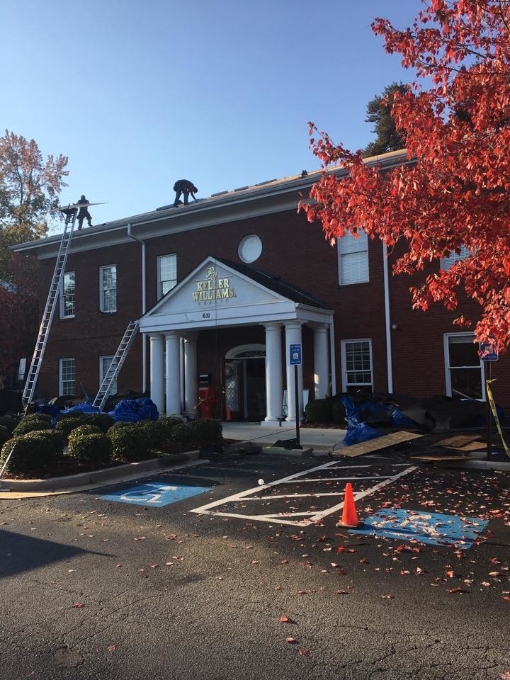 Edge Roofing Llc Gainesville Georgia Ga