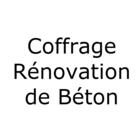 Coffrage Rénovation de Béton