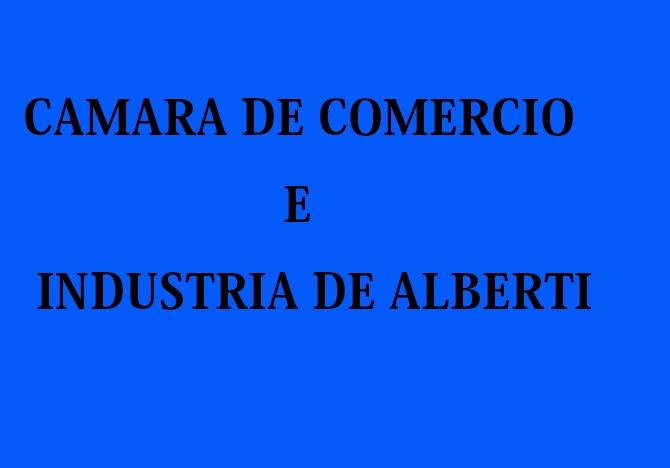 CAMARA DE COMERCIO E INDUSTRIA DE ALBERTI