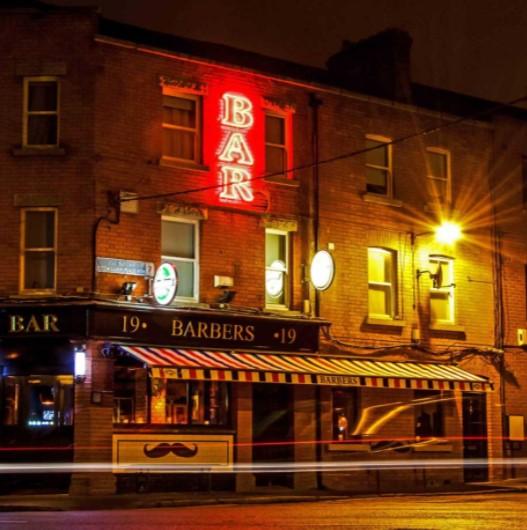The Barbers Bar