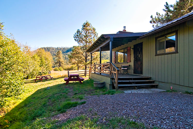 Greer Lodge Resort Amp Cabins In Greer Az 85927