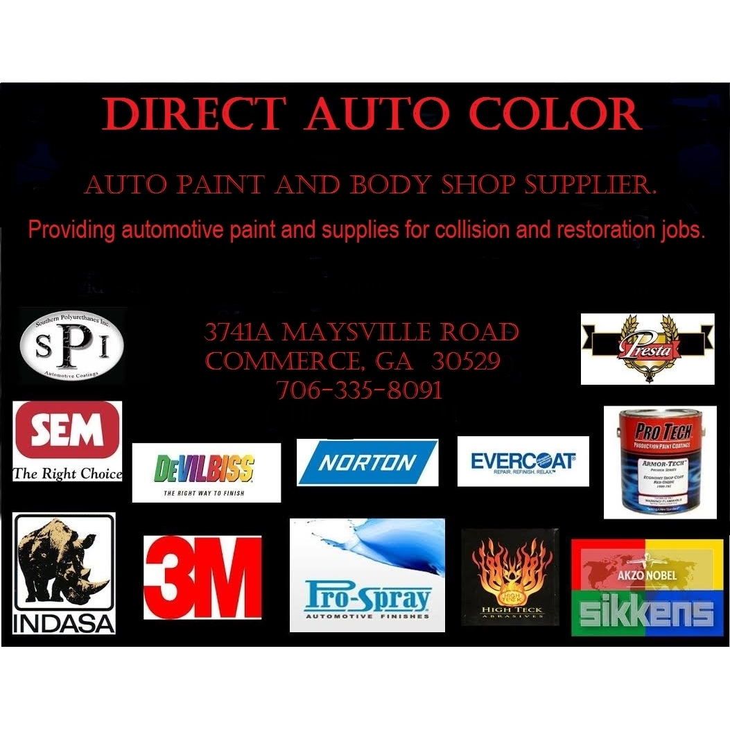 DIRECT AUTO COLOR