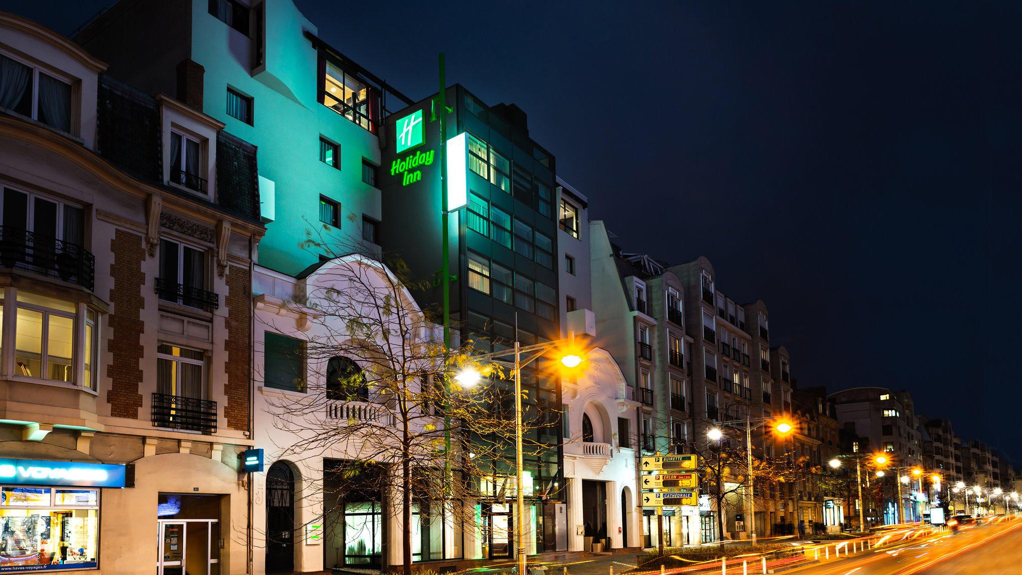 Holiday Inn Reims - City Centre, an IHG Hotel