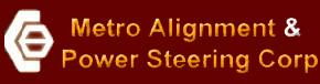 Metro Alignment & Power Steering Corp