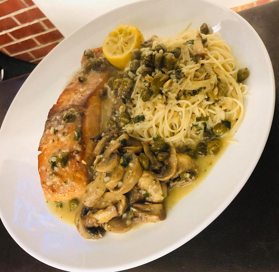 Milano's Italian Grill - Little Rock
